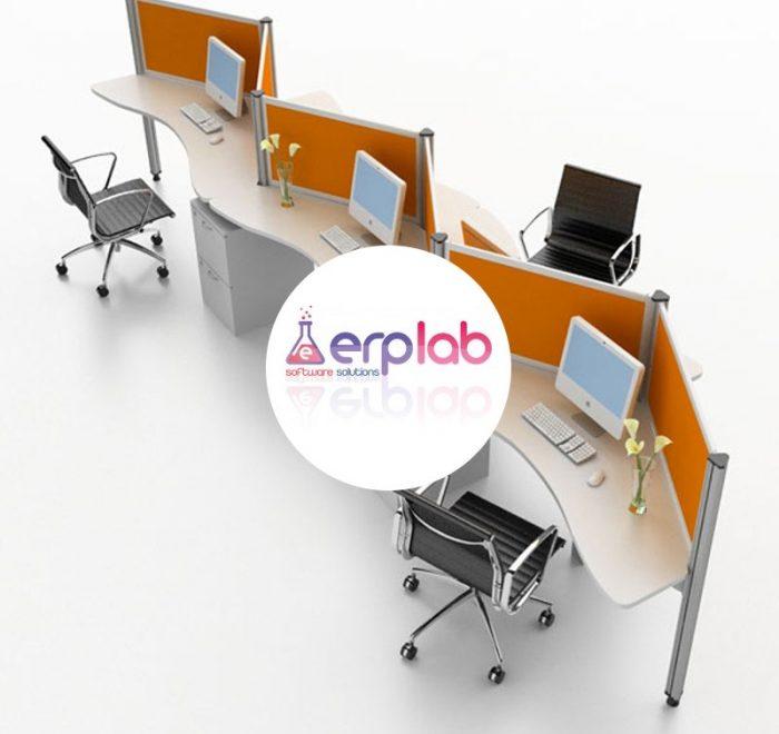 Erp OpenSource ErpLab Logo